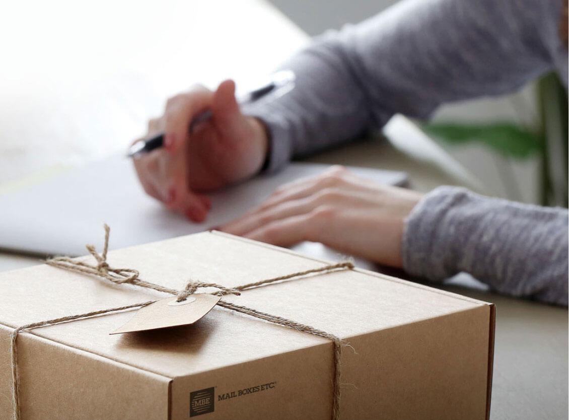 Mailing Services Slider